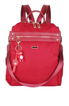 En-ji By Palomino Kenan Backpack - Red