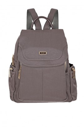 En-ji Quenby Backpack - Grey