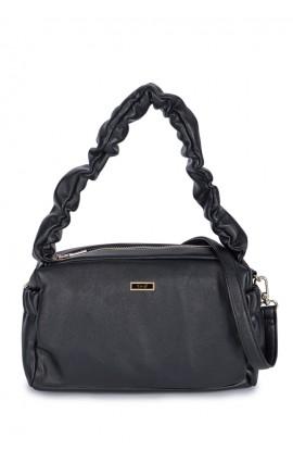 En-ji Seojin Handbag - Black