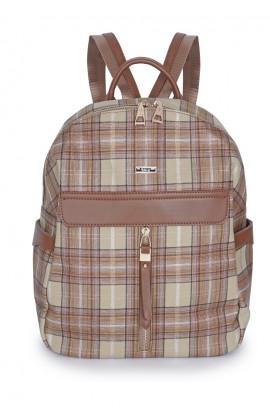 En-ji Ryu Backpack - Brown