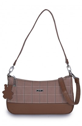 En-ji Dalmi Slingbag  - Coffee