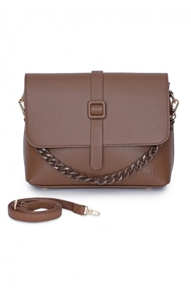 En-ji Miran Slingbag - Coffee