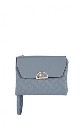 En-ji Minnie Wallet - Blue