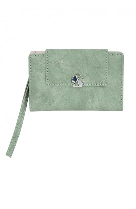 En-ji GOO Wallet - Green