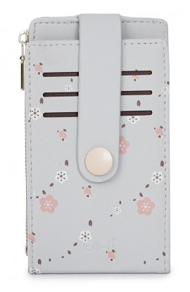 En-ji CHO Wallet - Grey