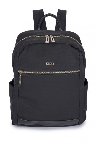 En-ji Jiho Backpack - Black