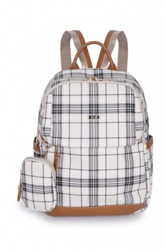En-ji Dosan Backpack - Khaki