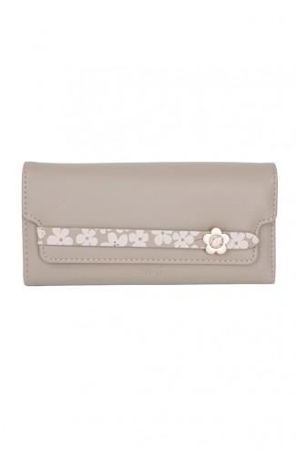 En-ji HWA Wallet - Khaki