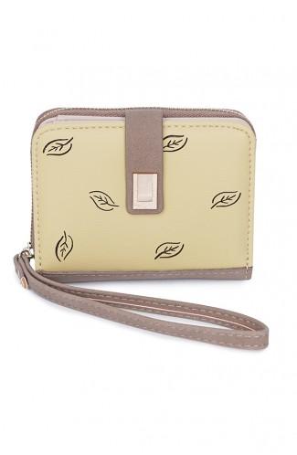 En-ji HEE Wallet - Lemon